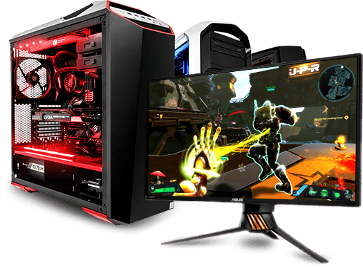 PC Gaming y Monitor